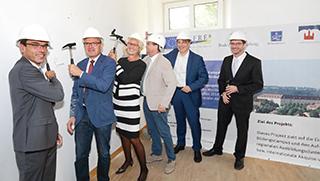 Baustart für EATA